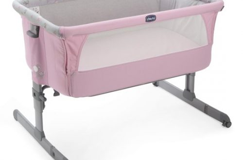 Review: cosleeper Next2Me van Chicco